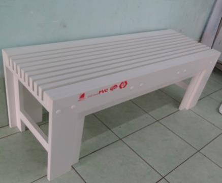 Vinyl bench vietnam
