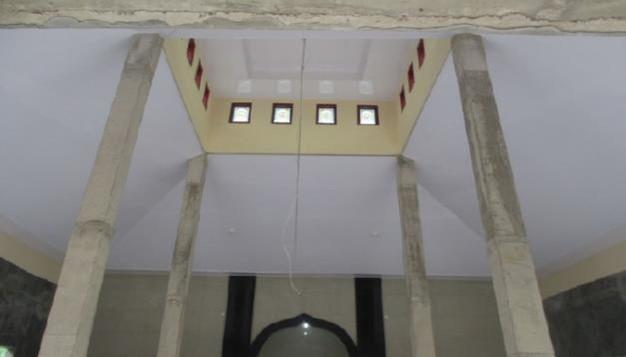 Vinyl ceiling Indo-2