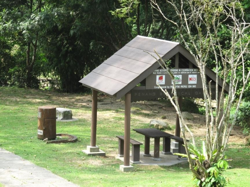 Vinyl wood gazebo Malay-2